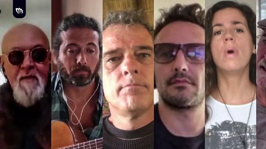 Adagio a mi país - Magnolio Sala - Especiales - Videos | DelSol 99.5 FM