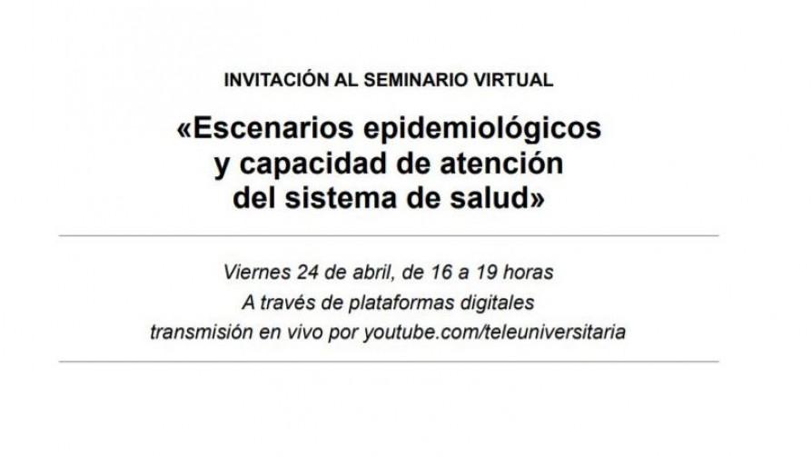 Escenarios epidemiológicos sin epidemiólogos - Informes - No Toquen Nada | DelSol 99.5 FM