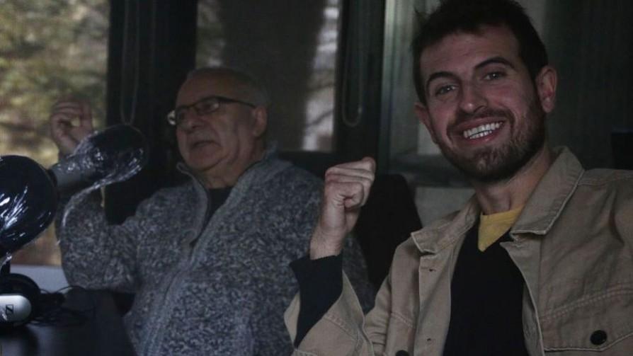 """La historia de padre e hijo: """"Bananita"""" y """"Rusito"""" González, dos figuras que trascendieron Carnaval - Charlemos de vos - Abran Cancha   DelSol 99.5 FM"""