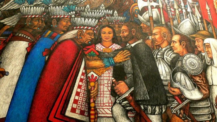 La historia de Malinche, el puente entre dos mundos - Musas, mujeres que hicieron historia - Abran Cancha | DelSol 99.5 FM