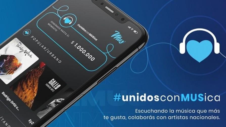 Unidos con música distribuye hasta un millón de pesos entre los artistas nacionales - Audios - No Toquen Nada | DelSol 99.5 FM