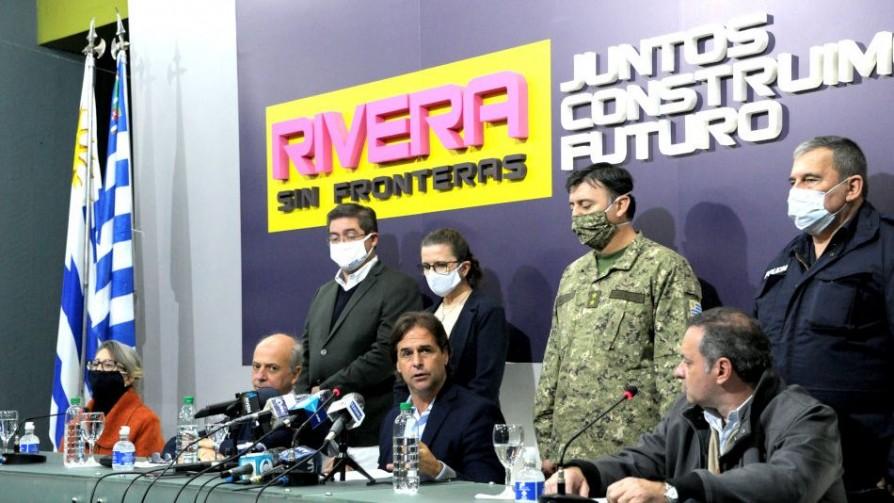 El contagio religioso de Rivera y la empresa del presidente de la Junasa - NTN Concentrado - No Toquen Nada   DelSol 99.5 FM