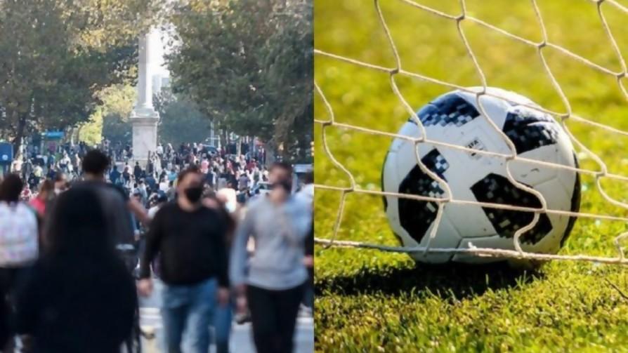 ¿Por qué 18 de julio sí y el fútbol no? - Darwin - Columna Deportiva - No Toquen Nada | DelSol 99.5 FM
