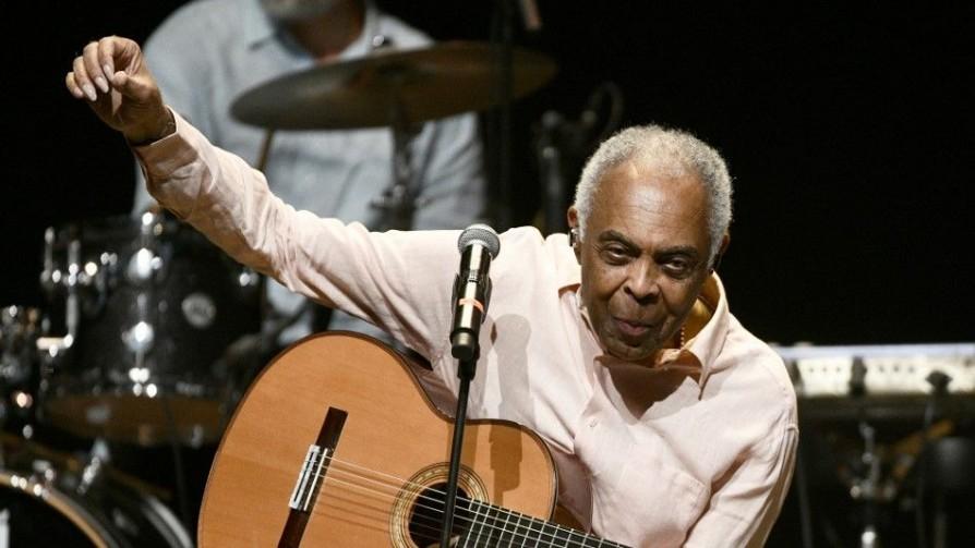 "Gilberto Gil se une a carnaval baiano vanguardista ""de raíz"" - Denise Mota - No Toquen Nada | DelSol 99.5 FM"