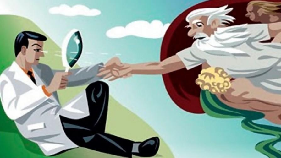 ¿Hay conflicto entre Ciencia y Religión? Rompiendo mitos - Casting de religiones - La Mesa de los Galanes | DelSol 99.5 FM