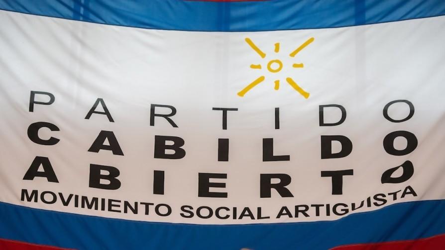 Cabildo Abierto, violación a la ley de financiamiento y silencio del resto del sistema político - Departamento de Periodismo de Opinión - No Toquen Nada | DelSol 99.5 FM