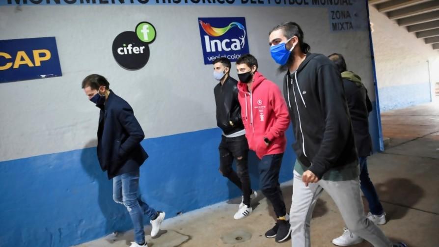 Ranchero da un informe sobre los isopados en el Estadio Centenario - Ranchero - Locos x el Fútbol | DelSol 99.5 FM