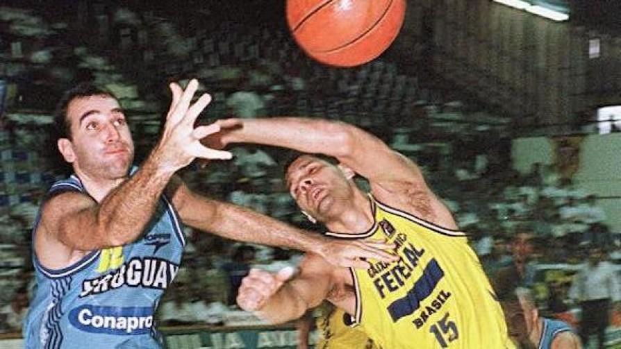 Ser campeón desde la tribuna: El sudamericano de 1997 en Maracaibo - Alerta naranja: basket - 13a0   DelSol 99.5 FM