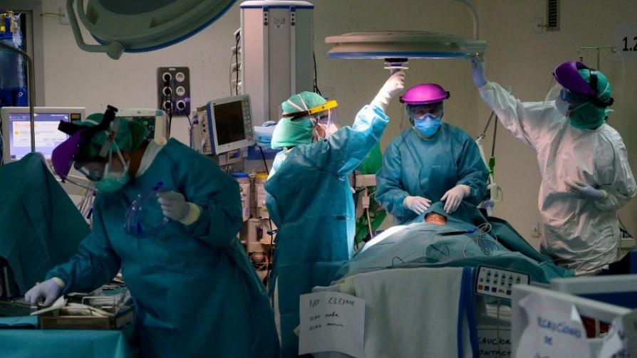 Qué se pensaba y qué se sabe sobre cuándo ventilar a un paciente grave con covid - MinutoNTN - No Toquen Nada | DelSol 99.5 FM