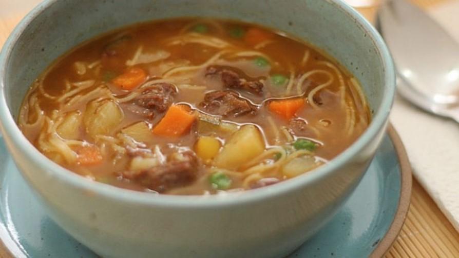 Los ingredientes para la mejor sopa - Entrada en calor - 13a0   DelSol 99.5 FM