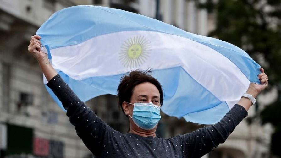 Argentina: cuarentena, hastío y crisis económica - Facundo Pastor - No Toquen Nada | DelSol 99.5 FM
