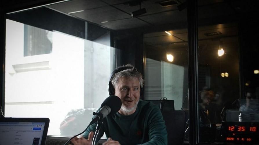 Basta de entrevistar músicos con Martín Buscaglia - Un cacho de cultura - Quién te Dice | DelSol 99.5 FM
