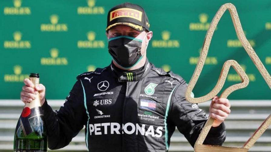 Bottas ganó en la vuelta de la Fórmula 1 - Informes - 13a0 | DelSol 99.5 FM