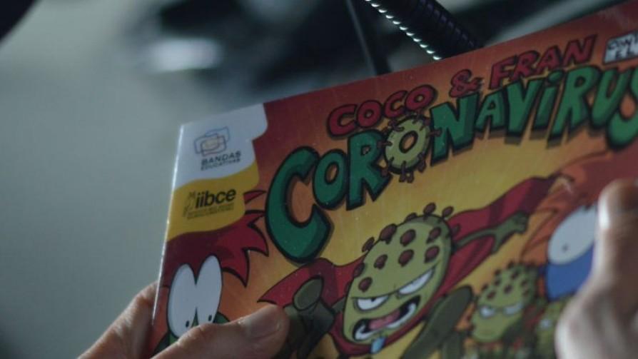 Comicbacterias: atrapar con la historia para que los contenidos bajen orgánicamente - Entrevistas - No Toquen Nada   DelSol 99.5 FM