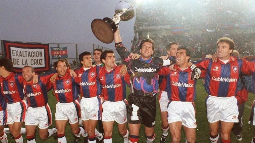 La primera vez que Tinelli hizo campeón a San Lorenzo - Pelotas en el tiempo - 13a0 | DelSol 99.5 FM