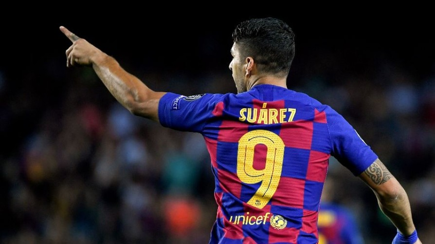 Suárez en Barcelona: seis años y 195 goles después - Diego Muñoz - No Toquen Nada | DelSol 99.5 FM