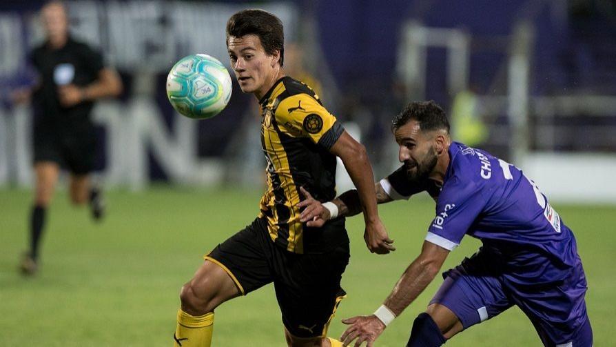 Darwin festeja que Pellistri se pueda ir de Peñarol  - Darwin - Columna Deportiva - No Toquen Nada | DelSol 99.5 FM