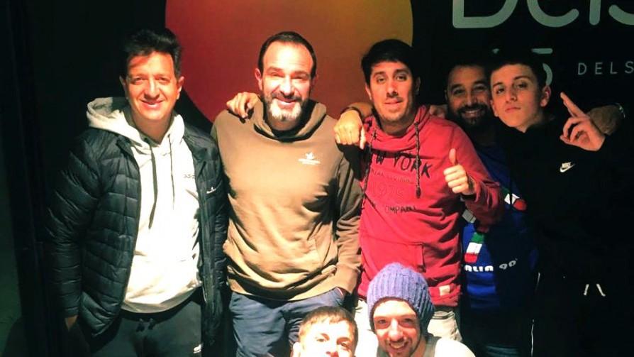 100% soporte con Federico Buysan - Audios - Locos x el Fútbol | DelSol 99.5 FM