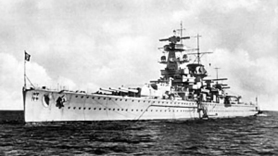 El Graf Spee era un acorazado de bolsillo - Blitzkrieg Pop - La Mesa de los Galanes | DelSol 99.5 FM