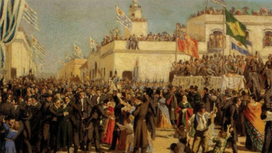 A 190 años de la Jura de la Constitución - Audios - Abran Cancha | DelSol 99.5 FM