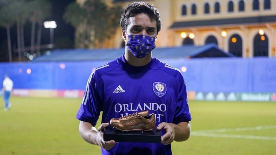 Mauri Pereyra: La MLS desde la burbuja de Orlando - Entrevistas - 13a0   DelSol 99.5 FM