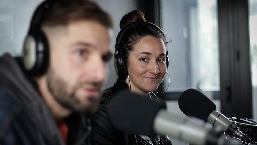 Clipper y Gabino cantaron en vivo como adelanto de la vuelta del rap - Entrevistas - No Toquen Nada | DelSol 99.5 FM