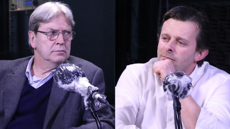 Debate: eutanasia en Uruguay - Entrevista central - Facil Desviarse | DelSol 99.5 FM