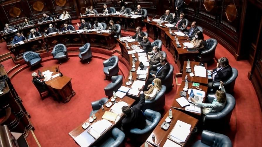 El debate sin argumentos del Parlamento y la banda de los perfumes - Columna de Darwin - No Toquen Nada   DelSol 99.5 FM