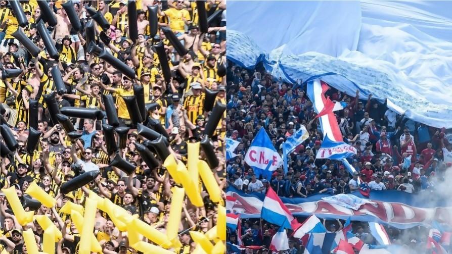 Darwin ya vive el clásico - Darwin - Columna Deportiva - No Toquen Nada | DelSol 99.5 FM
