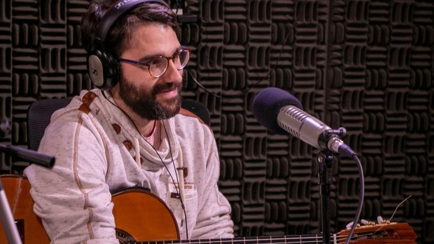 Entrevista cantada con Ariel Cancio - Entrevista cantada - Pueblo Fantasma | DelSol 99.5 FM