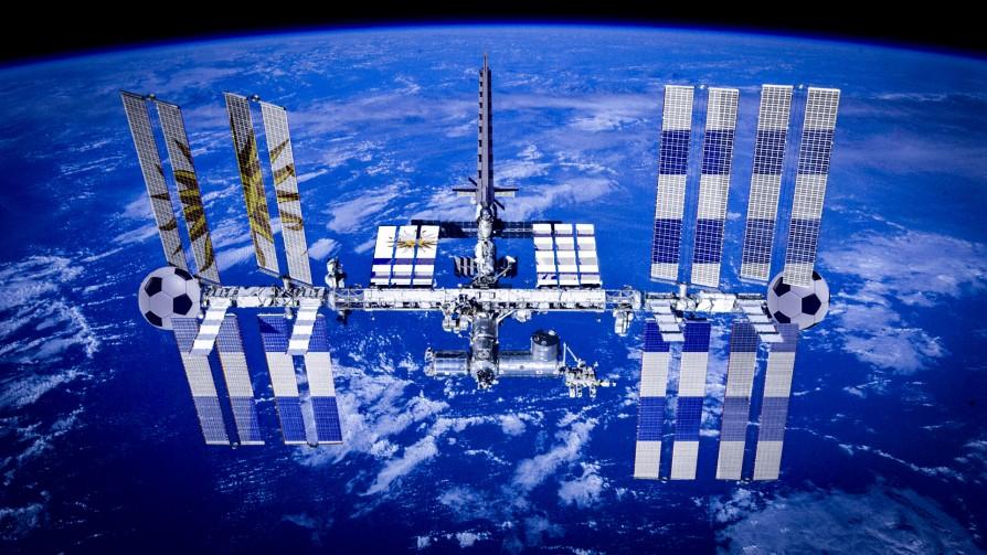 ¿Cómo sería la estación espacial uruguaya? - Sobremesa - La Mesa de los Galanes | DelSol 99.5 FM