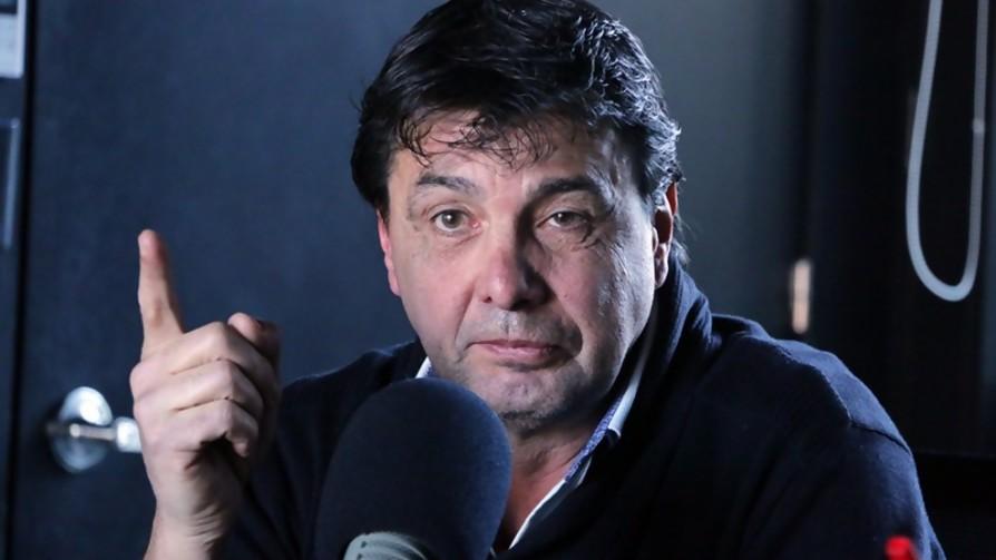 Jorge Fabián íntimo con el Tío Aldo - Tio Aldo - La Mesa de los Galanes | DelSol 99.5 FM