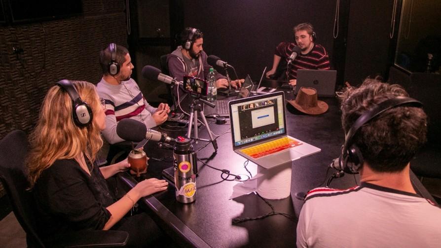 ¡Ey! ¡Escuchá! - Manifiesto y Charla - Pueblo Fantasma | DelSol 99.5 FM