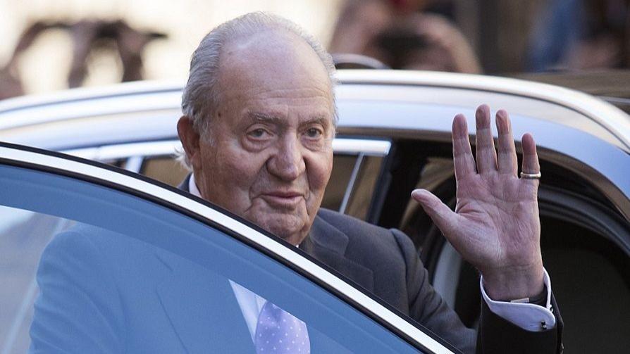 El rey de España abandona el país: ¿qué hay detrás de la decisión? - Carolina Domínguez - Doble Click | DelSol 99.5 FM