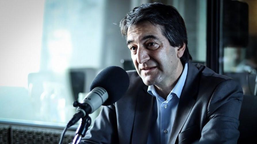 Pablo Ferrari: la vuelta del fútbol y la incertidumbre por el básquetbol - Entrevistas - No Toquen Nada | DelSol 99.5 FM