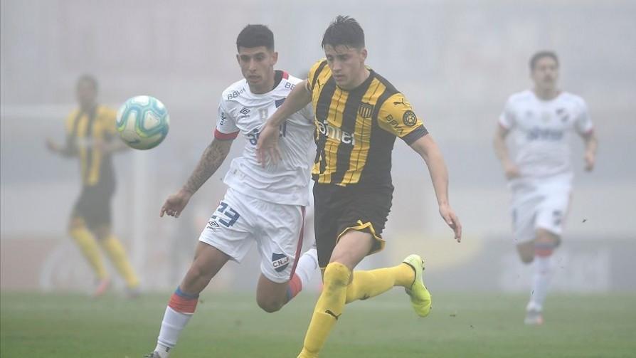 Nacional 1 - 1 Peñarol - Replay - 13a0 | DelSol 99.5 FM