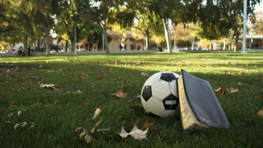 Si tiene fútbol, no puede ser un gran libro  - El guardian de los libros - Facil Desviarse | DelSol 99.5 FM