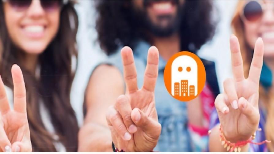 El problema son los hippiechi - Tape travieso - Pueblo Fantasma   DelSol 99.5 FM