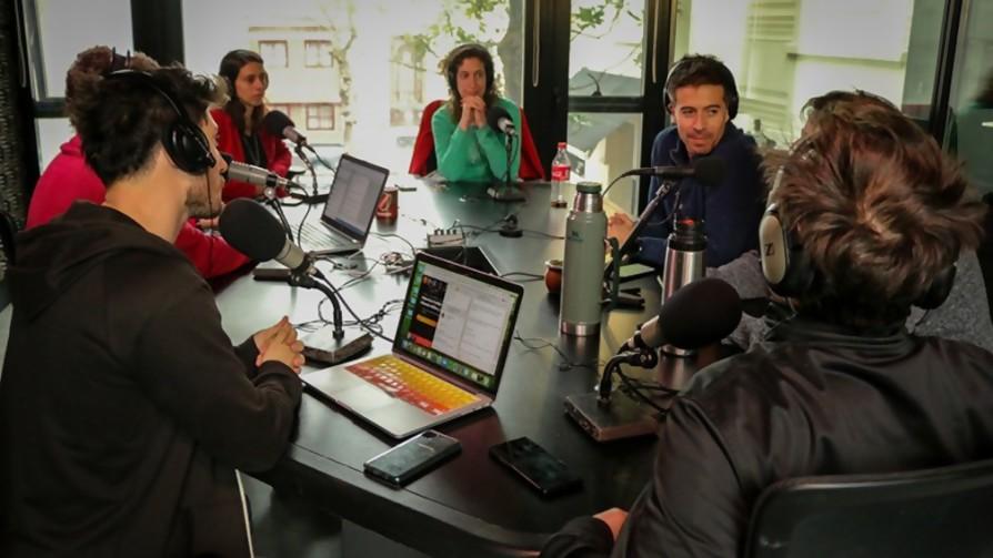 ¡3,2,1 impro Los Magníficos! - Los magníficos creativos - La Mesa de los Galanes | DelSol 99.5 FM