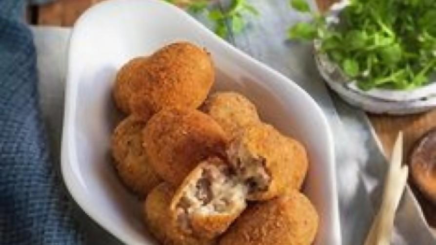 La croqueta - De pinche a cocinero - Facil Desviarse | DelSol 99.5 FM
