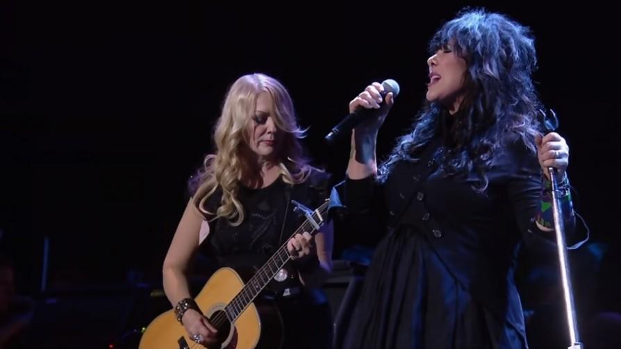 Una canción del dúo Heart nos rompió el ídem - Solo puñaladas - La Mesa de los Galanes   DelSol 99.5 FM