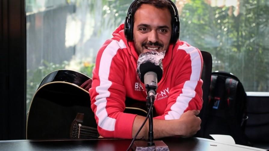 Diego Maturro se presenta en Magnolio Sala - Audios - La Mesa de los Galanes | DelSol 99.5 FM