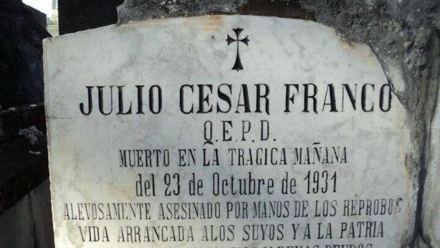 El olvido del capitán asesinado - Pelotas en el tiempo - 13a0 | DelSol 99.5 FM
