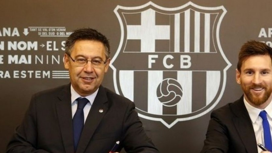 La letra chica del contrato de Messi - Informes - 13a0 | DelSol 99.5 FM