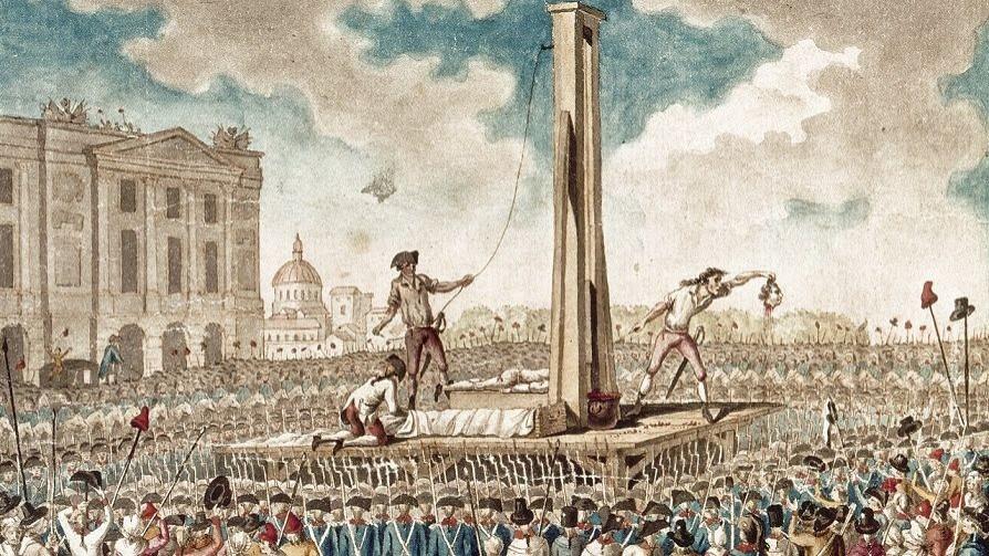 La revolución de la guillotina  - Segmento dispositivo - La Venganza sera terrible | DelSol 99.5 FM