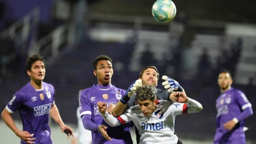 Defensor Sporting 1 - 1 Nacional  - Replay - 13a0 | DelSol 99.5 FM