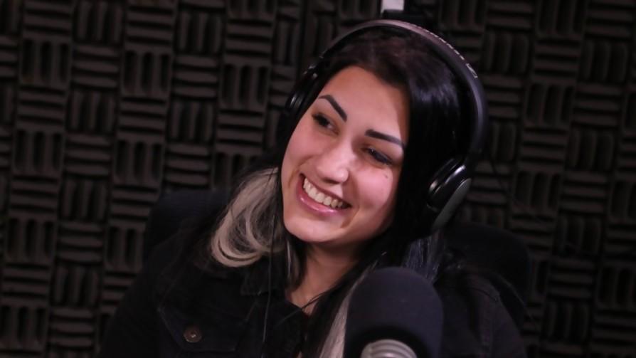 VaneLo cantó. - Entrevista cantada - Pueblo Fantasma | DelSol 99.5 FM