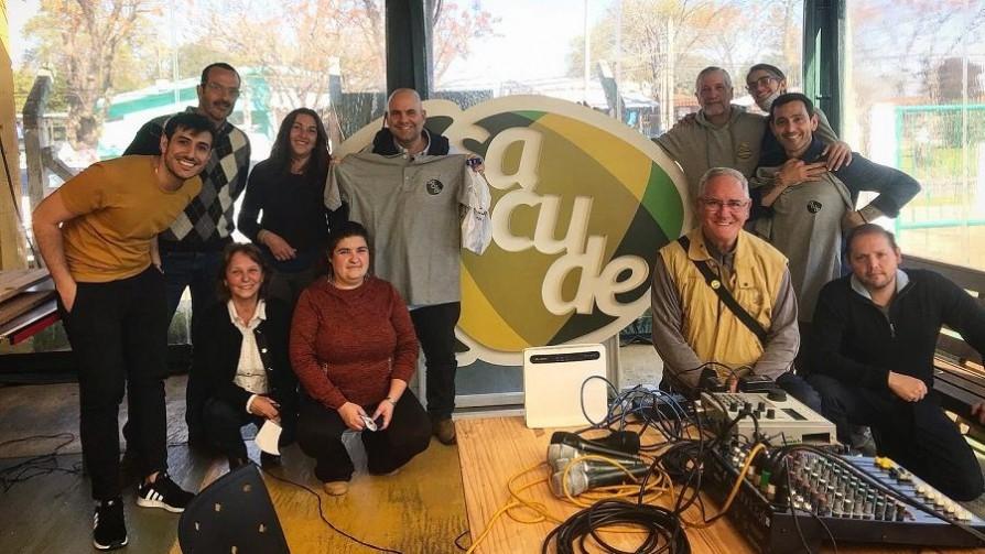 Los 10 años del Complejo Sacude y el impacto de su identidad comunitaria - Audios - Abran Cancha | DelSol 99.5 FM