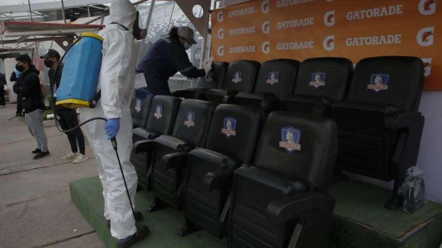Chile: ¿Cómo afectó el Covid a la ciudad donde jugará Peñarol?  - Informes - 13a0 | DelSol 99.5 FM
