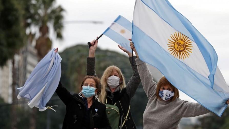 Datos y reflexiones sobre el medio año de cuarentena en Argentina - Facundo Pastor - No Toquen Nada | DelSol 99.5 FM
